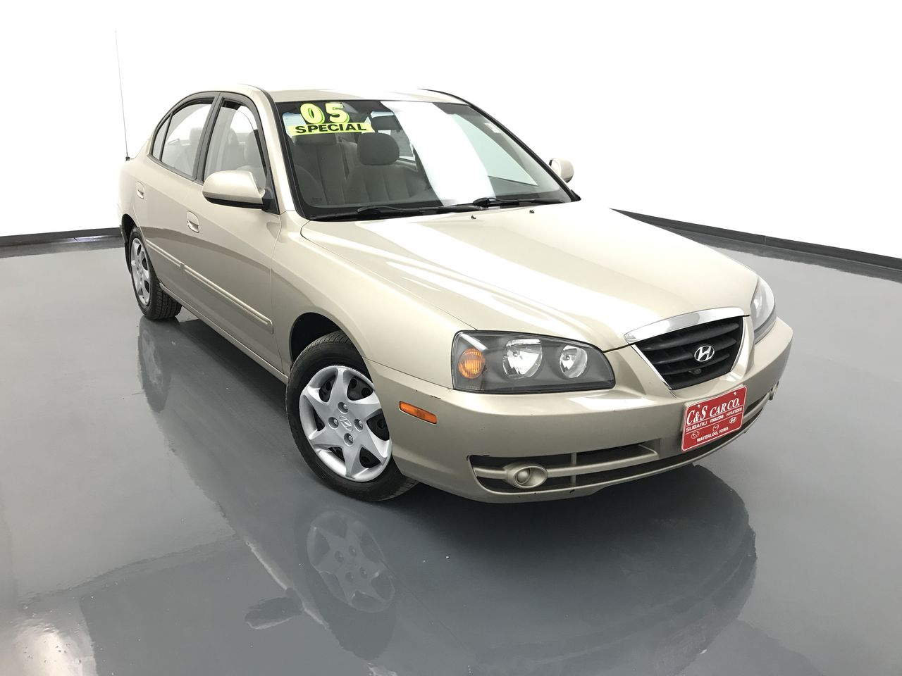 2005 Hyundai Elantra  - C & S Car Company