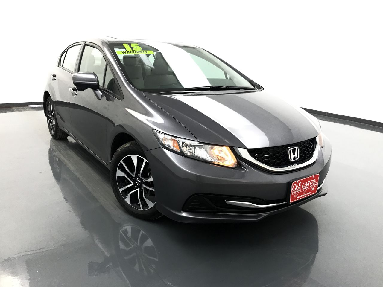 2015 Honda Civic  - C & S Car Company