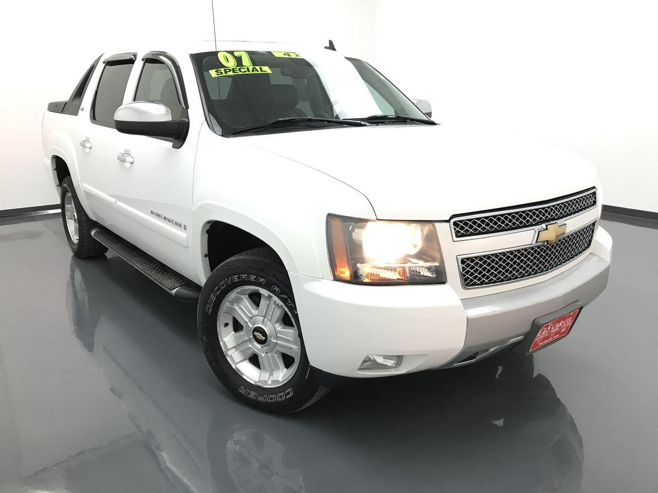 2007 Chevrolet Avalanche  - C & S Car Company