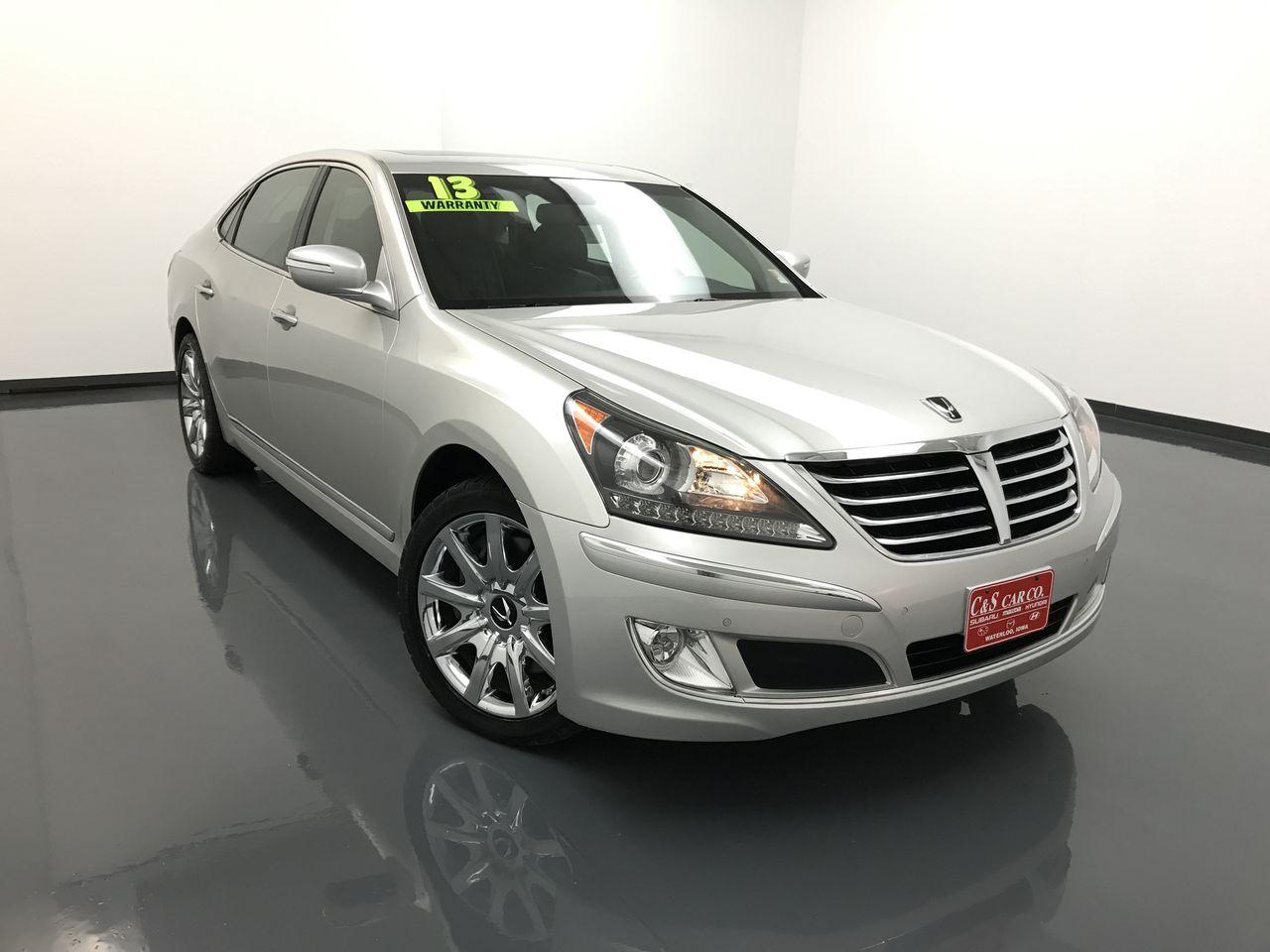 2013 Hyundai Equus  - C & S Car Company