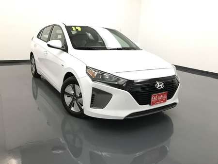 2019 Hyundai Ioniq Hybrid Blue for Sale  - HY7798  - C & S Car Company