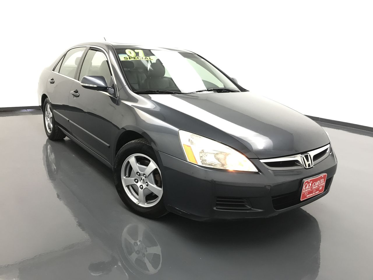 2007 Honda Accord Hybrid  - C & S Car Company