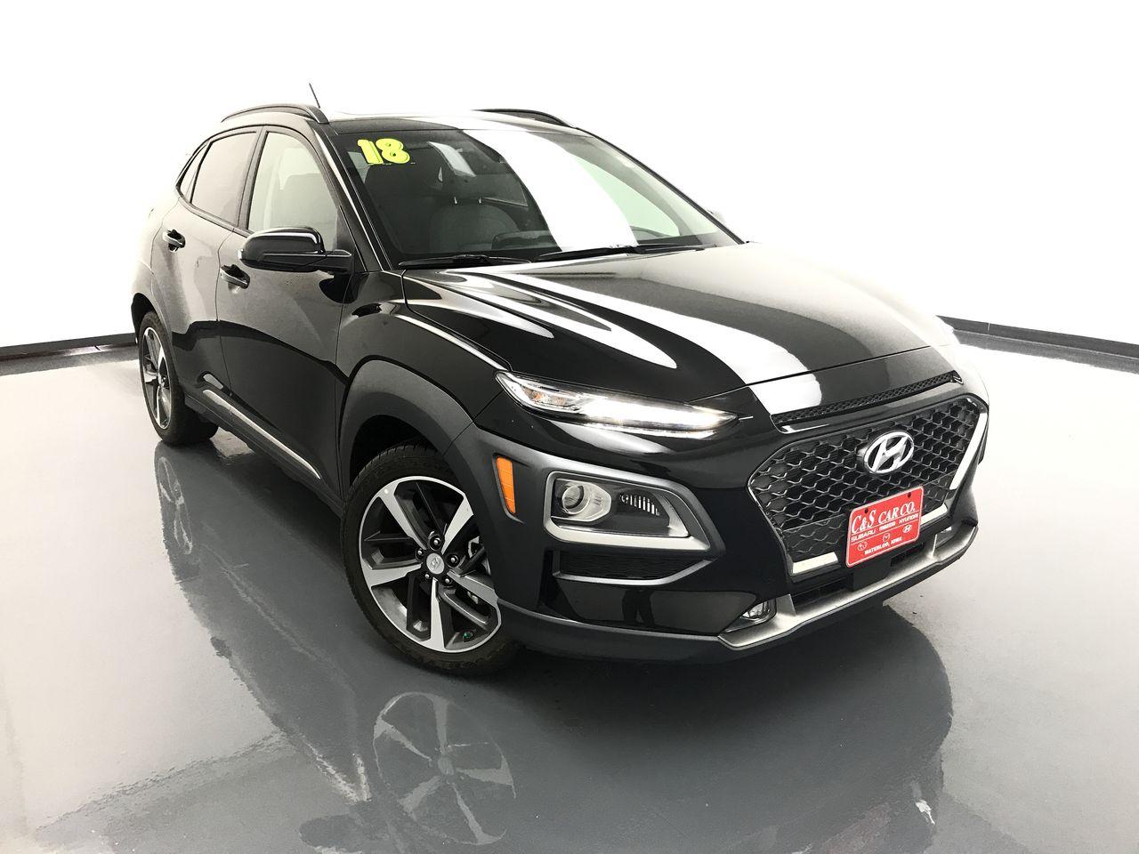 2018 Hyundai kona  - C & S Car Company
