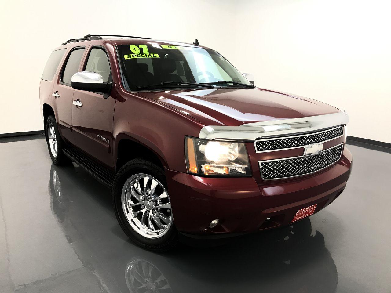 2007 Chevrolet Tahoe  - C & S Car Company