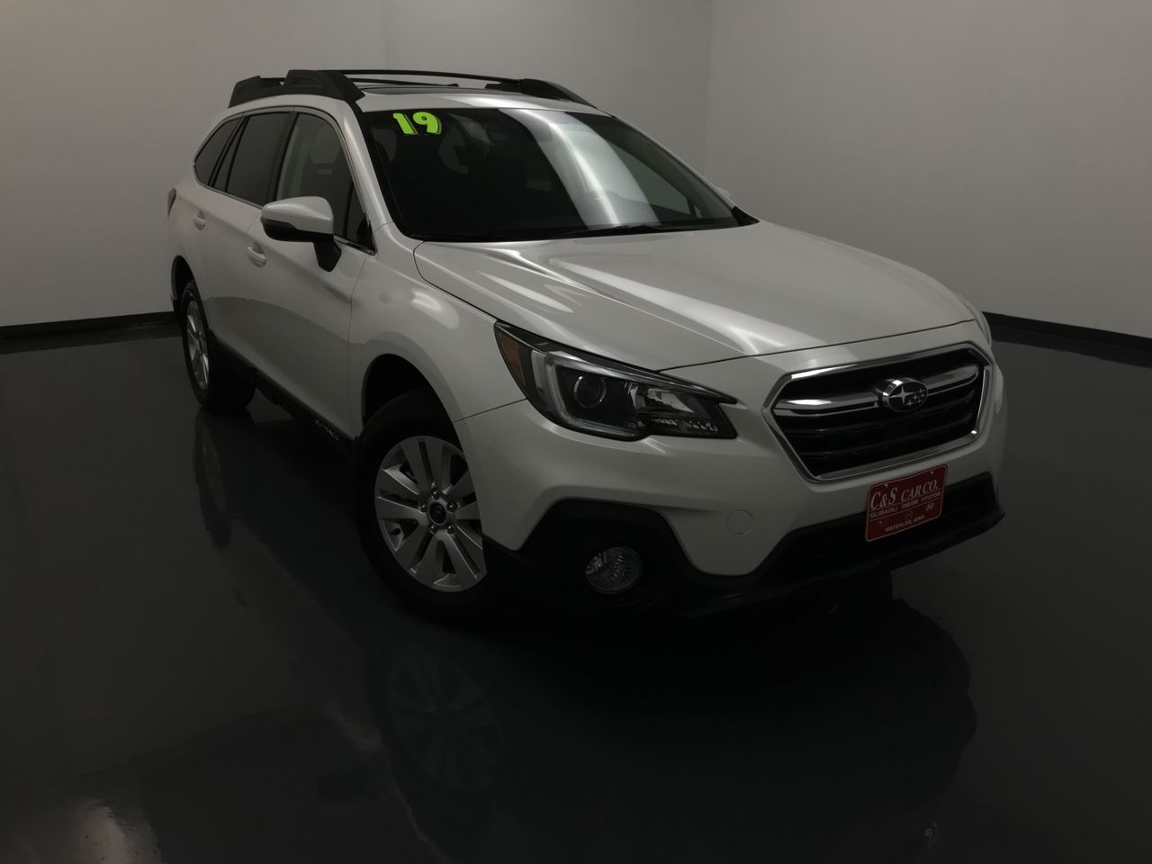 2019 Subaru Outback 2.5i Premium w/Eyesight  - SB7207  - C & S Car Company
