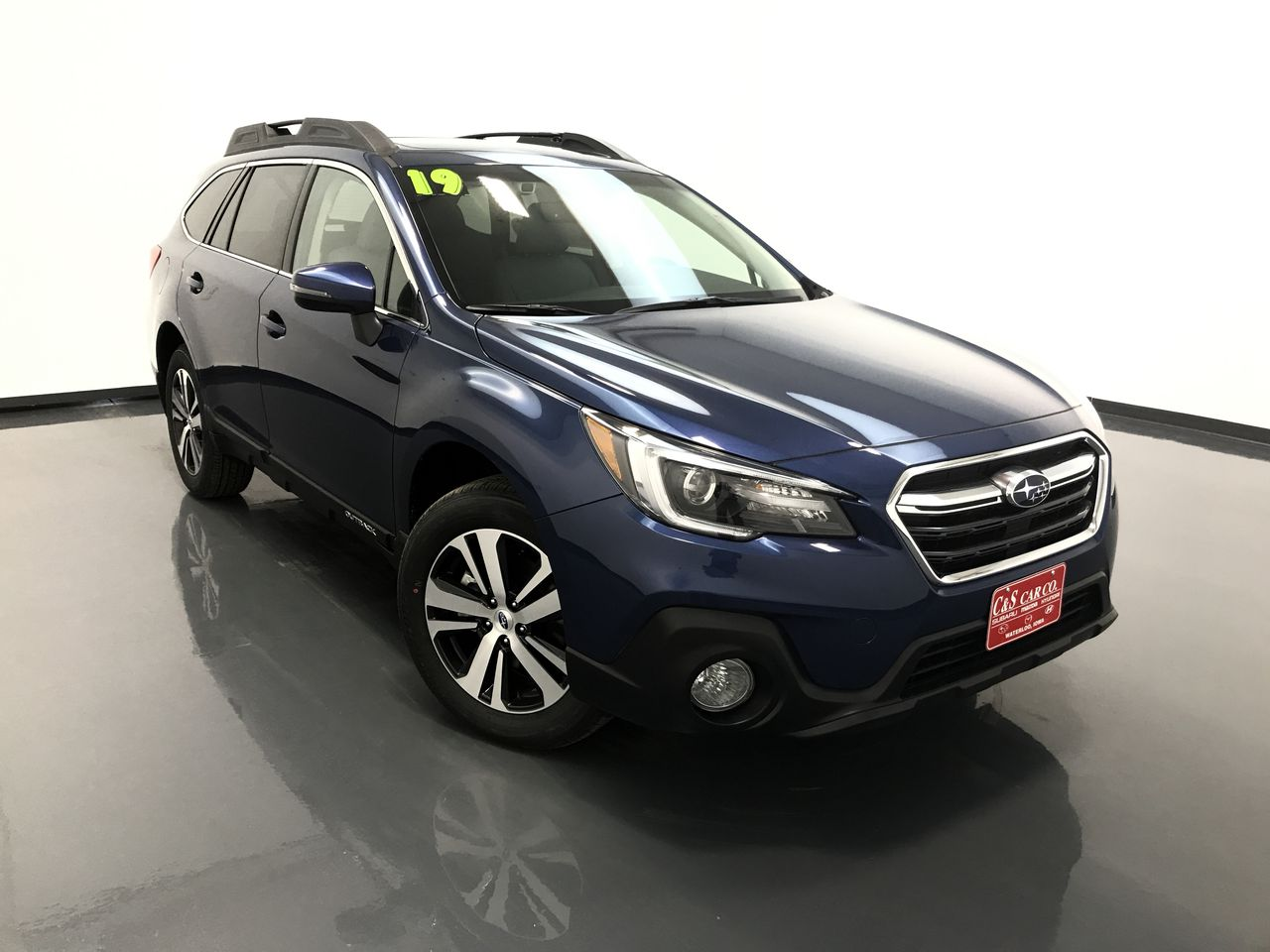 2019 Subaru Outback 2.5i Limited w/Eyesight  - SB7203  - C & S Car Company