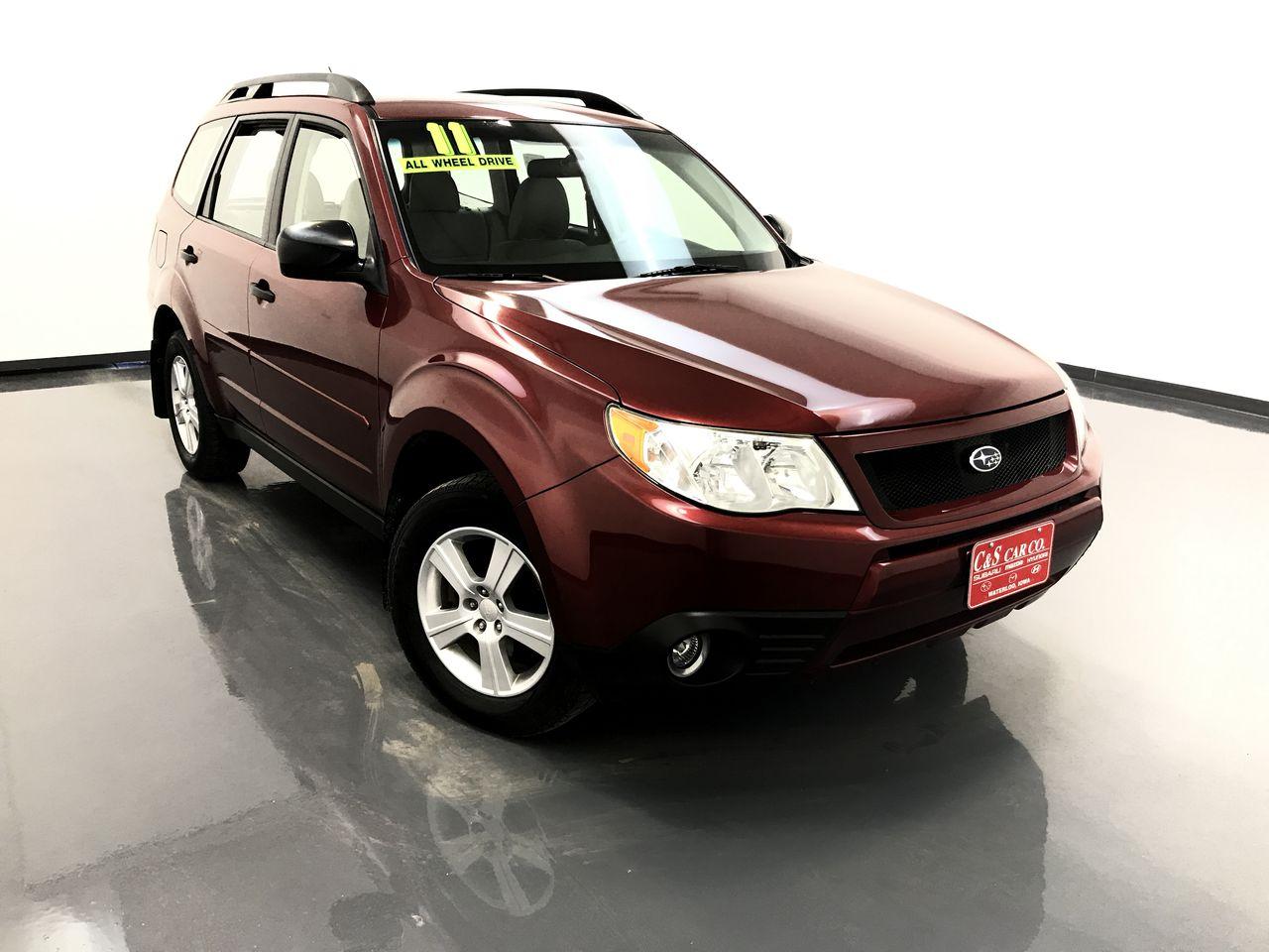 2011 Subaru Forester  - C & S Car Company