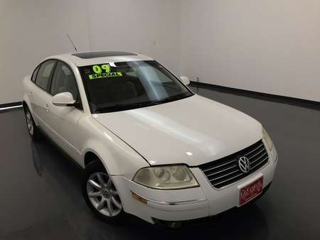 2004 Volkswagen Passat 4D Sedan for Sale  - HY7886A  - C & S Car Company