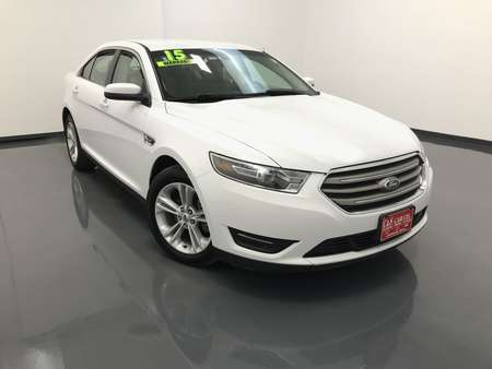 2015 Ford Taurus SEL for Sale  - 15390  - C & S Car Company