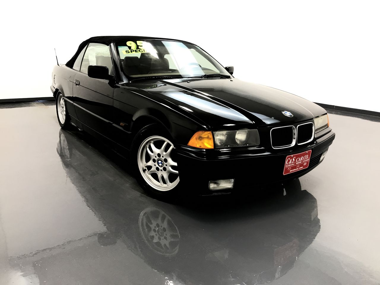 1995 BMW 3 Series  - C & S Car Company