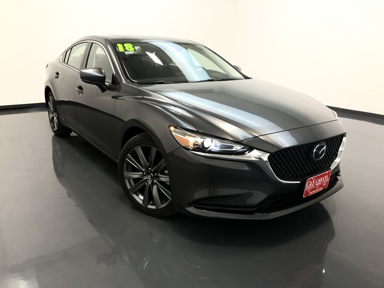 2018 Mazda Mazda6 Grand Touring  - MA3209  - C & S Car Company