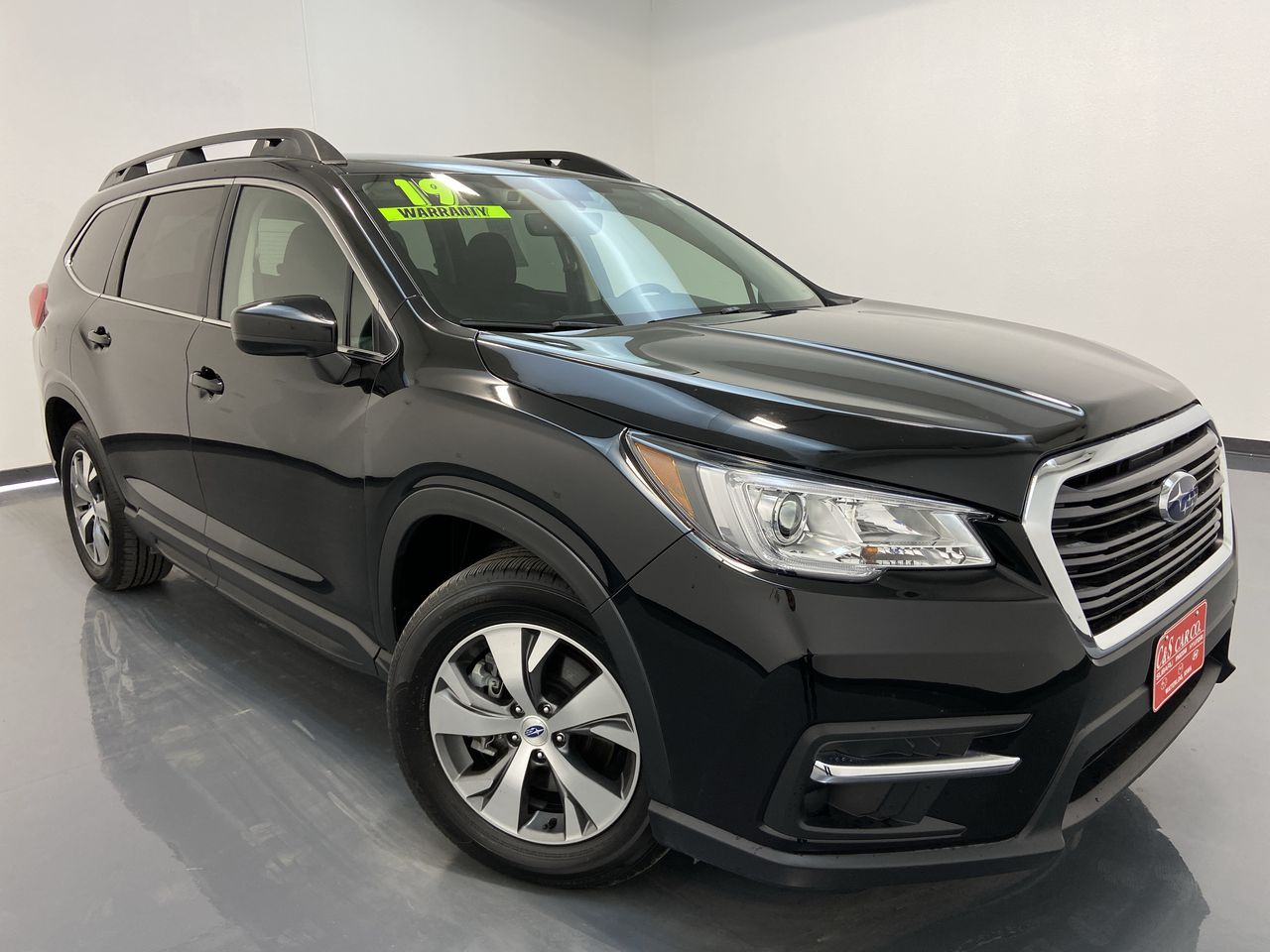 2019 Subaru ASCENT Premium AWD w/Eyesight  - SB7247  - C & S Car Company