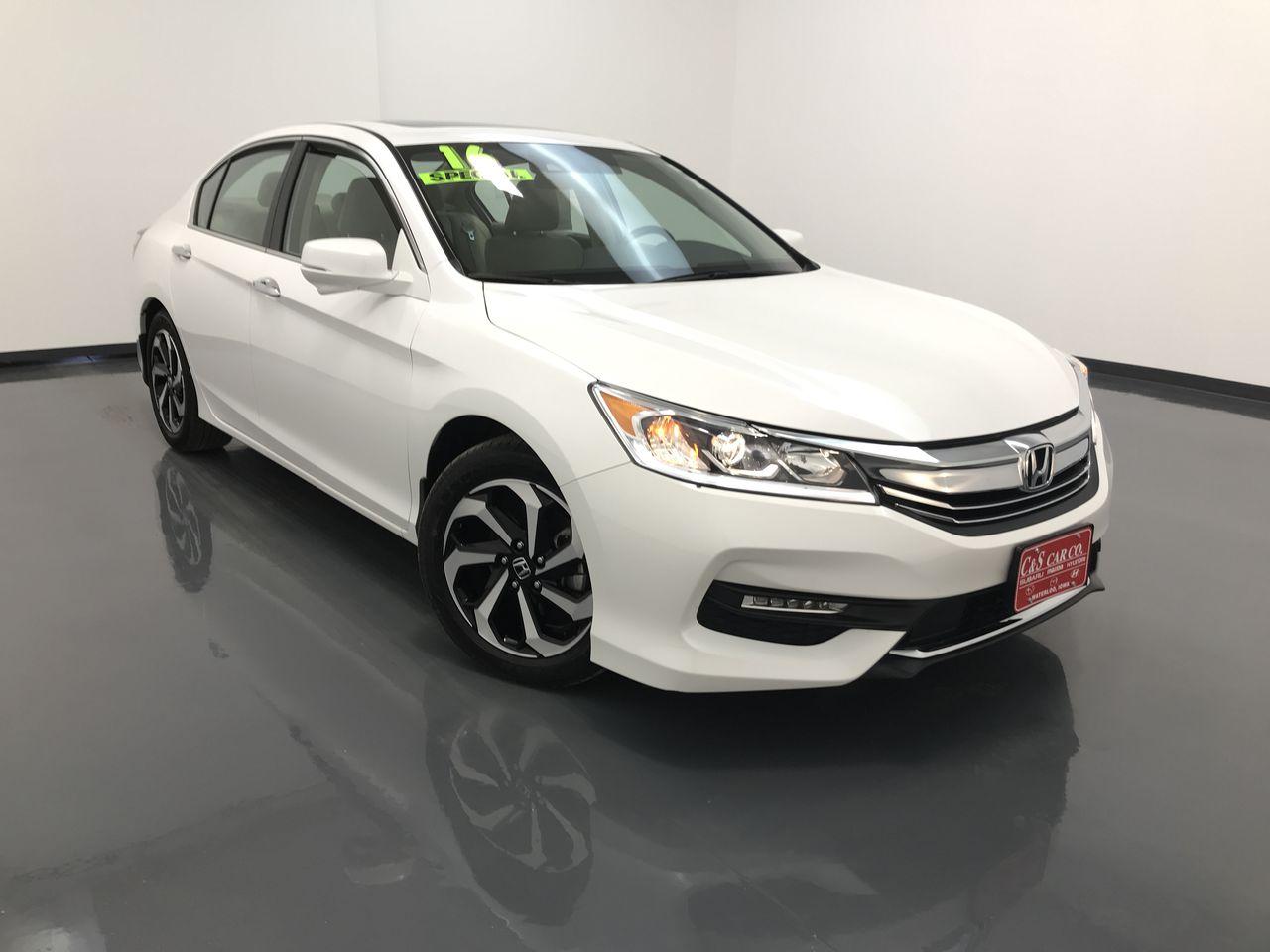 2016 Honda Accord  - C & S Car Company