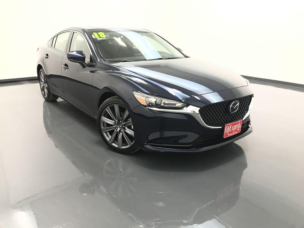 2018 Mazda Mazda6 Grand Touring  - MA3211  - C & S Car Company