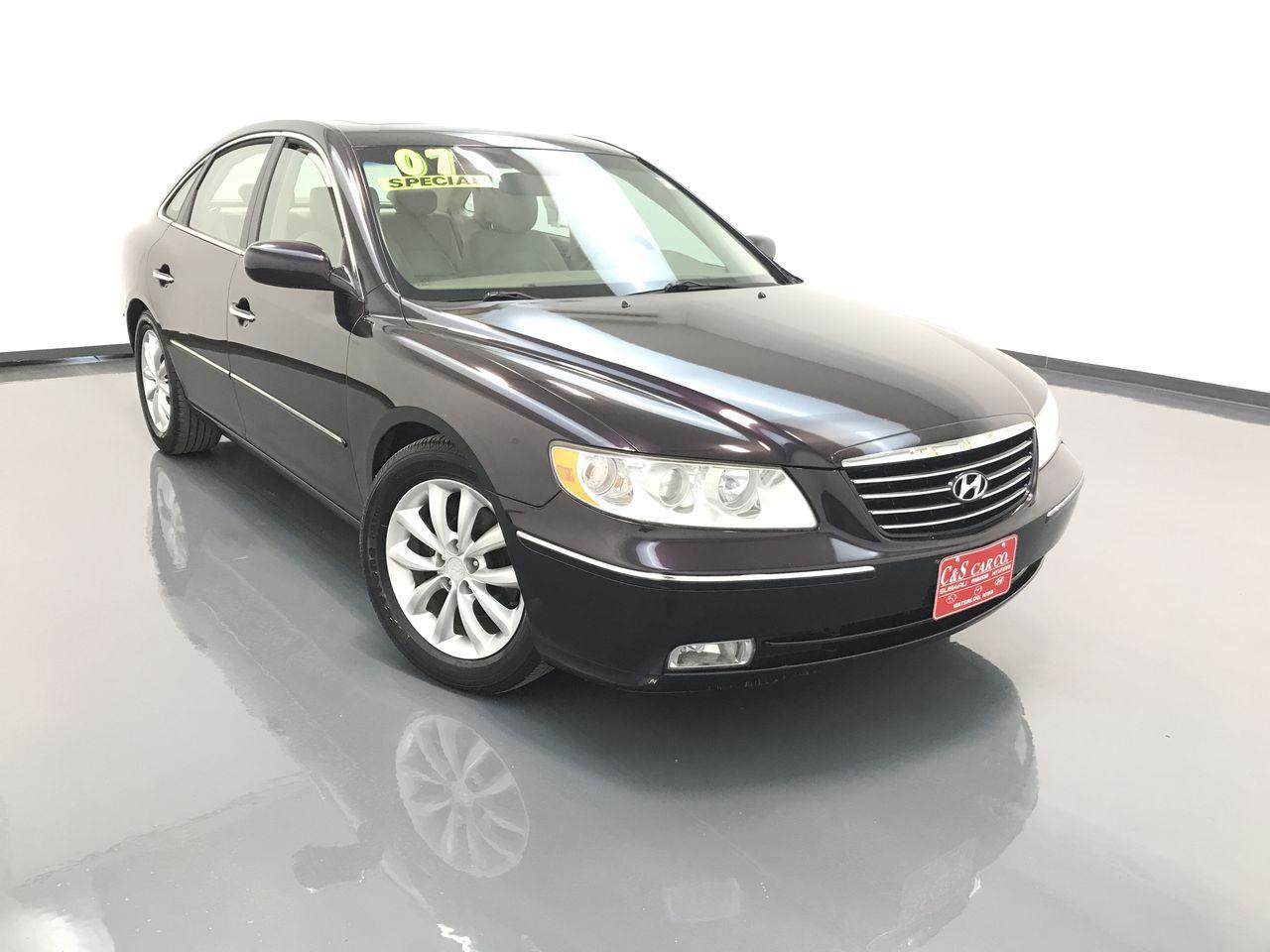 2007 Hyundai Azera  - C & S Car Company