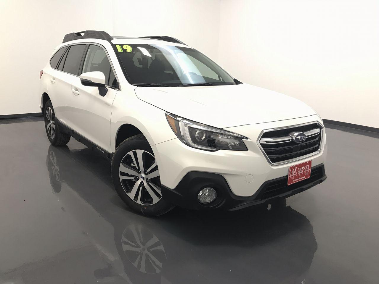 2020 Subaru Outback 2 5i Touring W Eyesight Stock