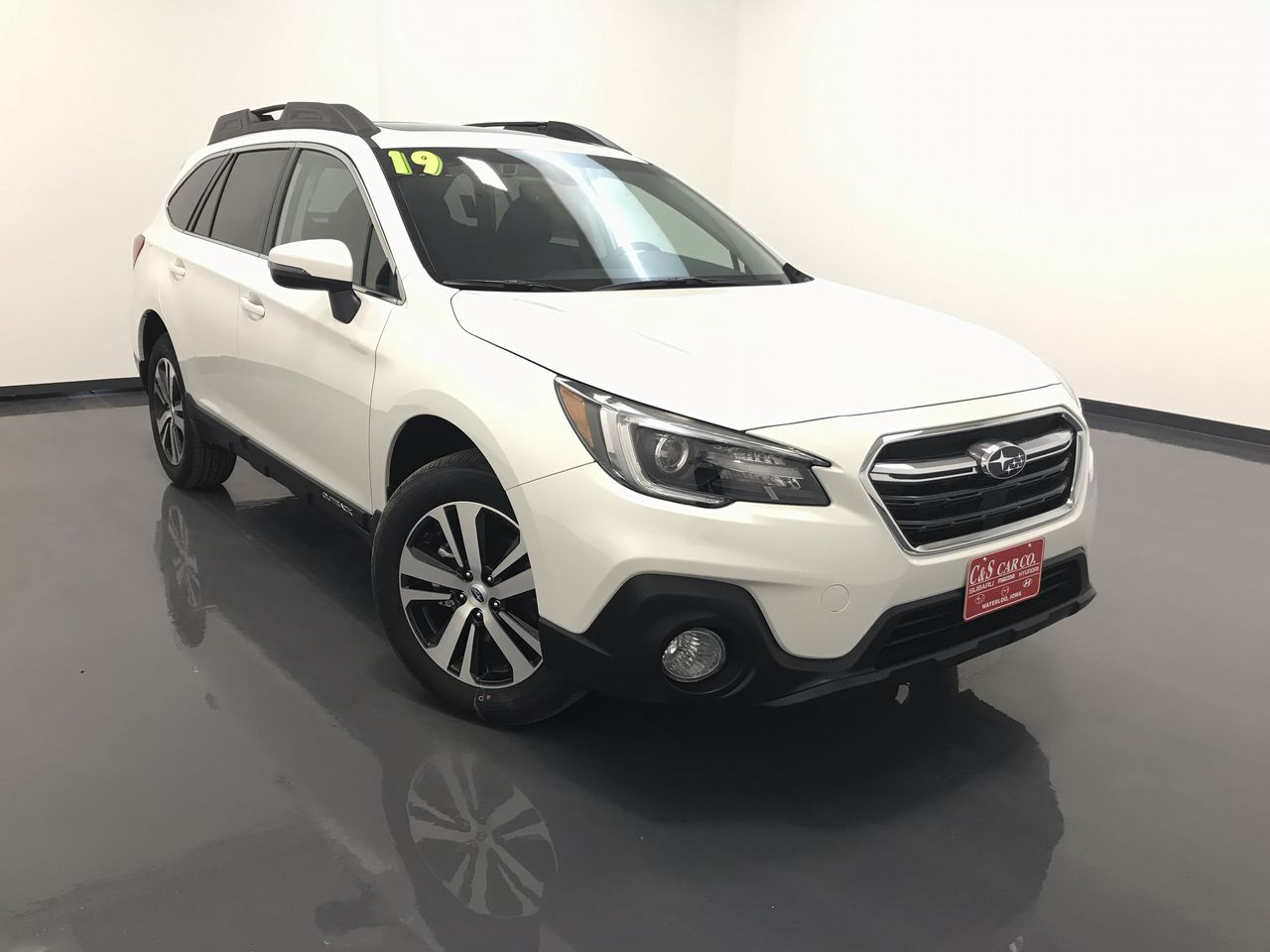 2019 Subaru Outback 2.5i Limited w/Eyesight  - SB7338  - C & S Car Company