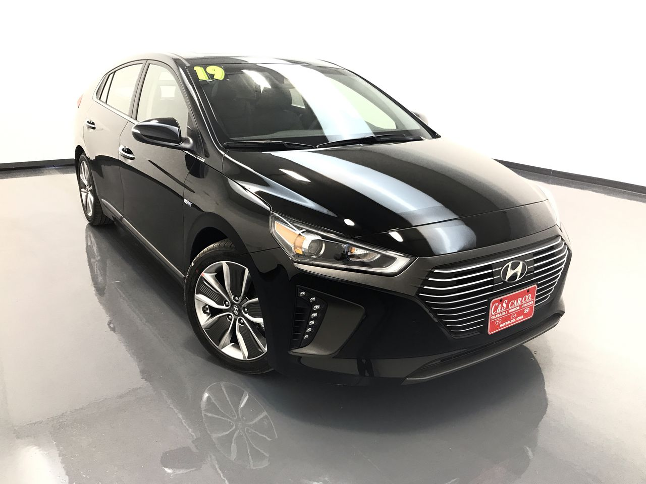 2019 Hyundai Ioniq Hybrid  - C & S Car Company