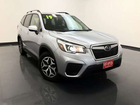 2019 Subaru Forester 2.5i Premium for Sale  - SB7329  - C & S Car Company