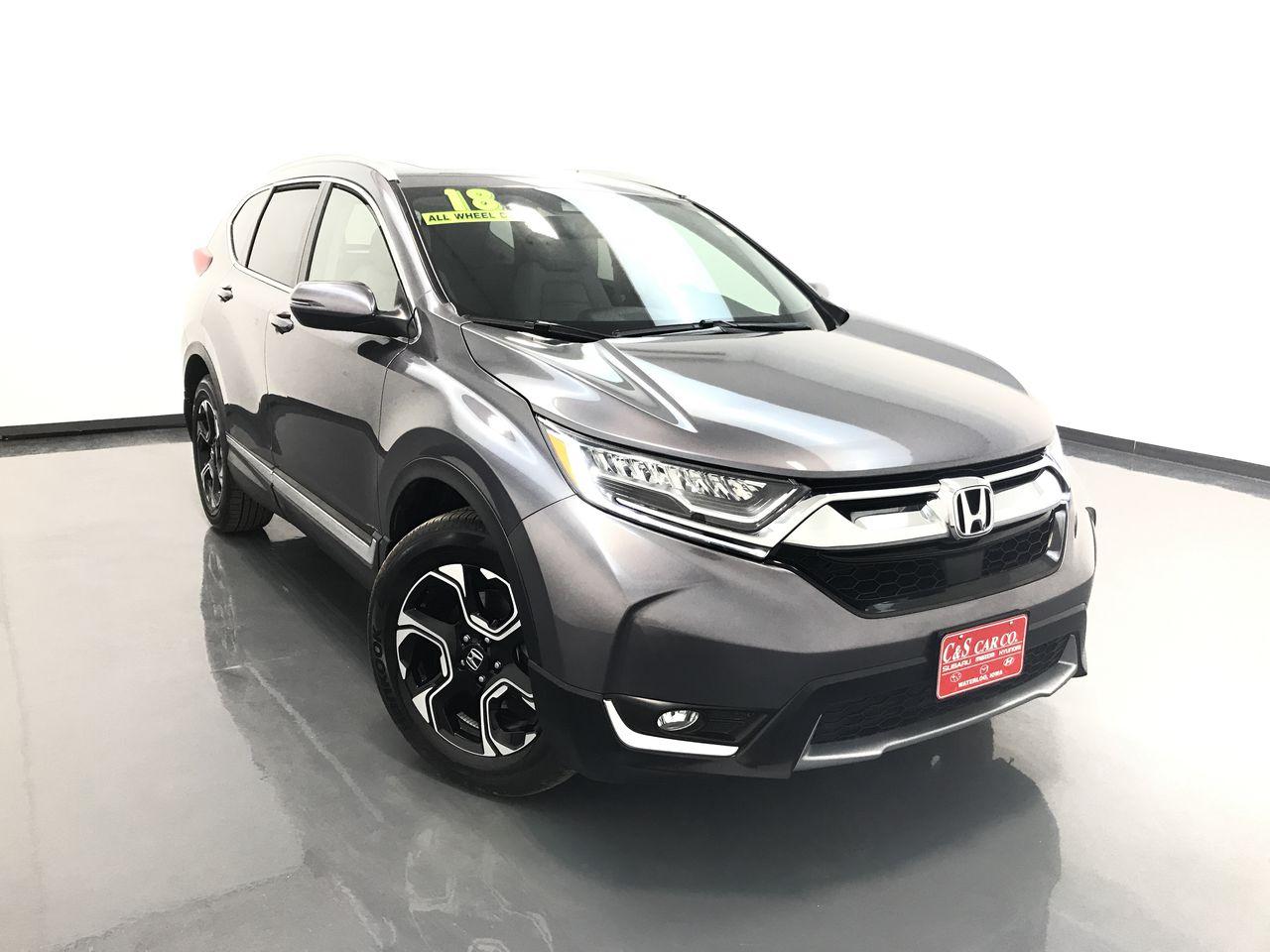 2018 Honda CR-V  - C & S Car Company