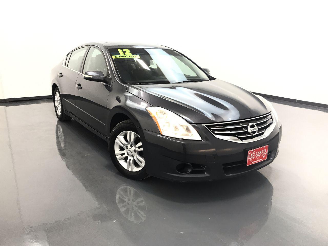 2012 Nissan Altima  - C & S Car Company