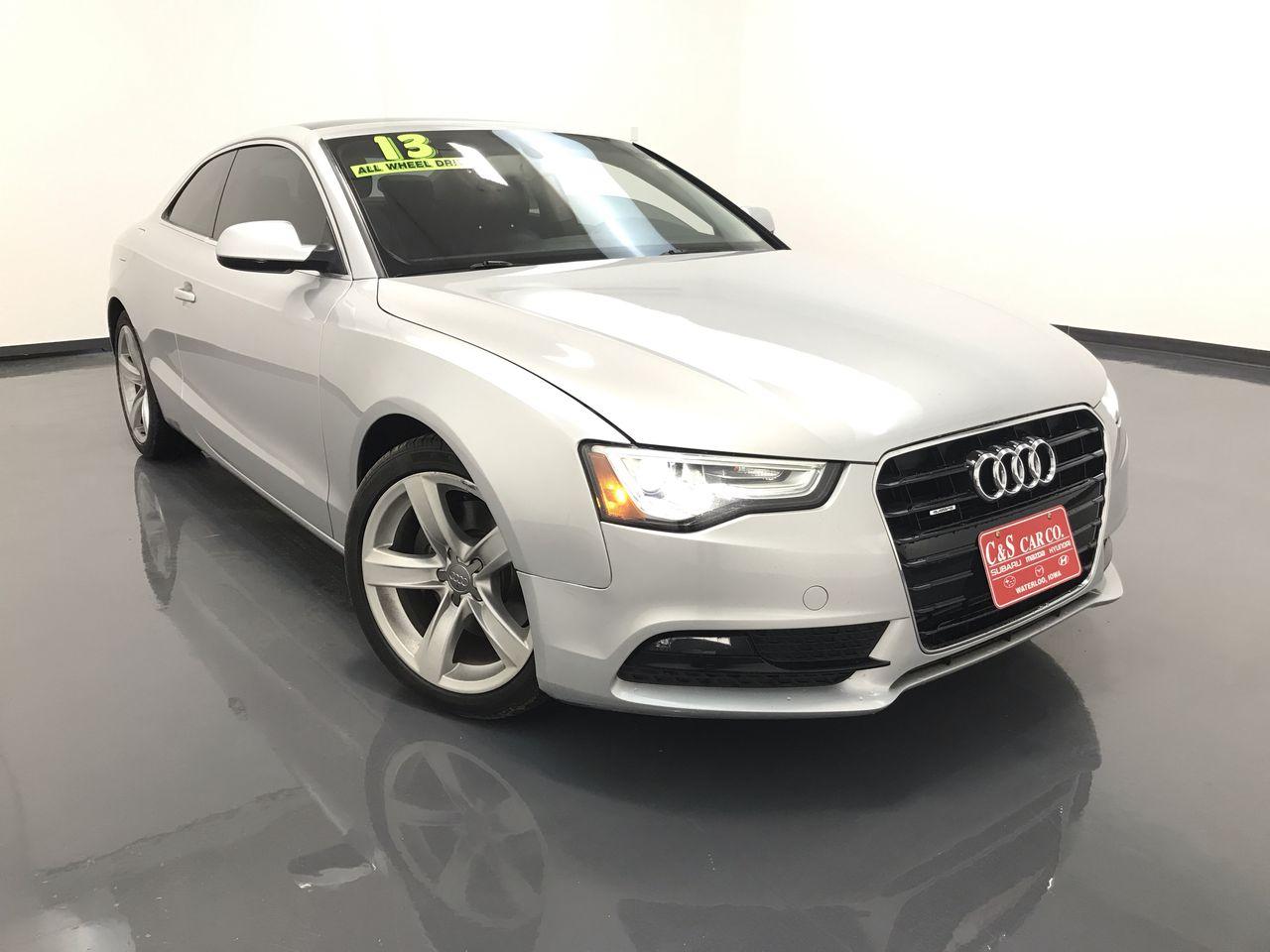2013 Audi A5  - C & S Car Company