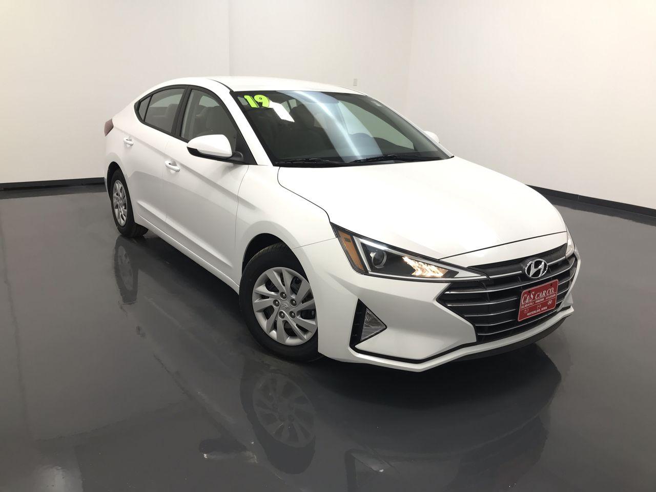 2019 Hyundai Elantra  - C & S Car Company