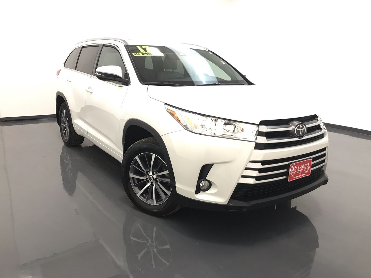 2017 Toyota Highlander  - C & S Car Company