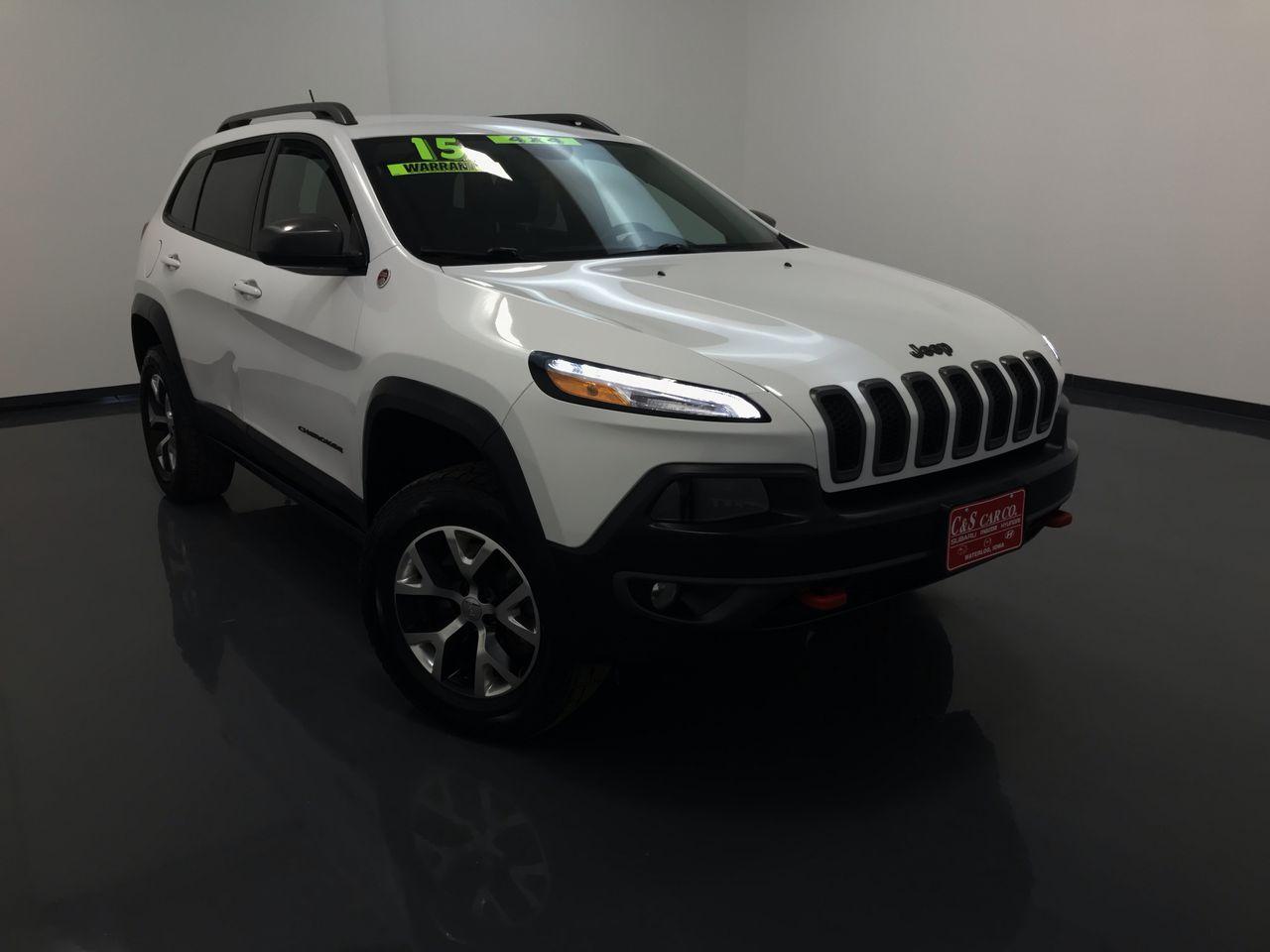 2015 Jeep Cherokee  - C & S Car Company