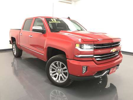 2017 Chevrolet Silverado 1500 LTZ Crew Cab 4WD for Sale  - 15458  - C & S Car Company
