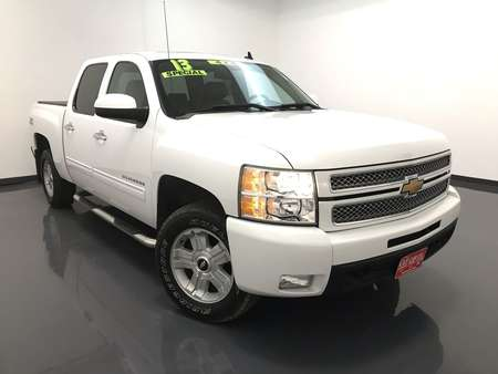2013 Chevrolet Silverado 1500 LTZ Crew Cab 4WD for Sale  - 15457  - C & S Car Company