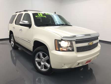 2010 Chevrolet Tahoe LTZ 4WD for Sale  - 15483  - C & S Car Company