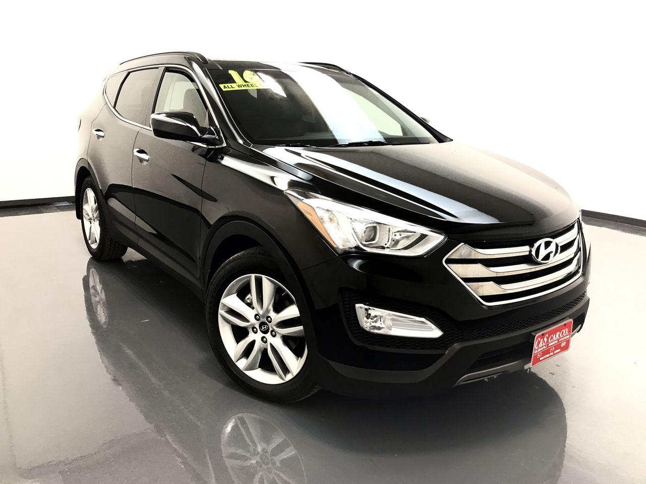 2016 Hyundai Santa Fe Sport  - C & S Car Company