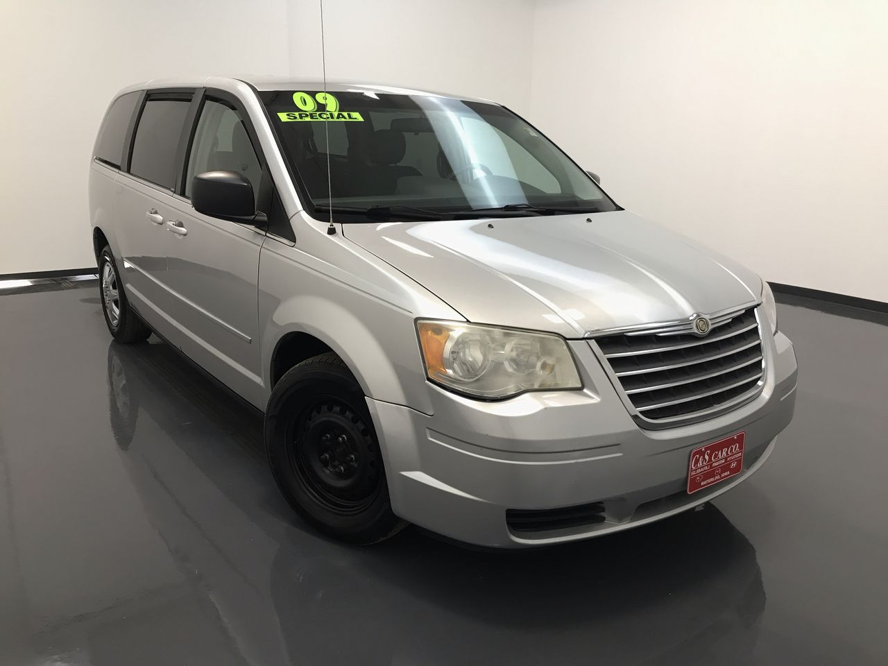 2009 Chrysler Town & Country  - C & S Car Company