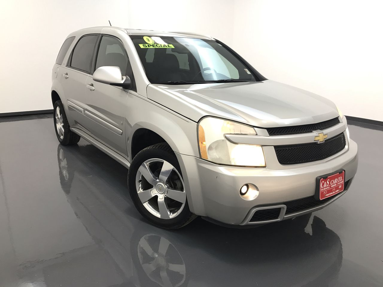 2008 Chevrolet Equinox  - C & S Car Company