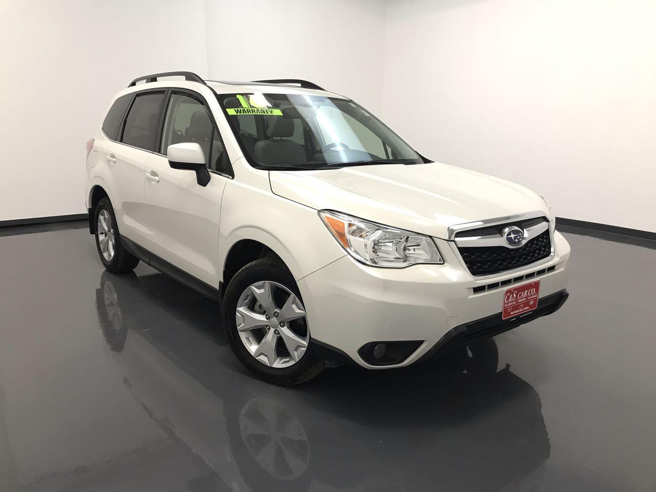 2016 Subaru Forester  - C & S Car Company