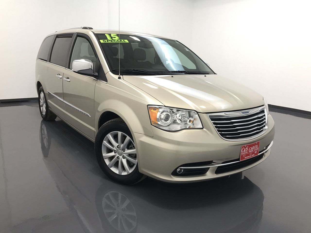 2015 Chrysler Town & Country  - C & S Car Company
