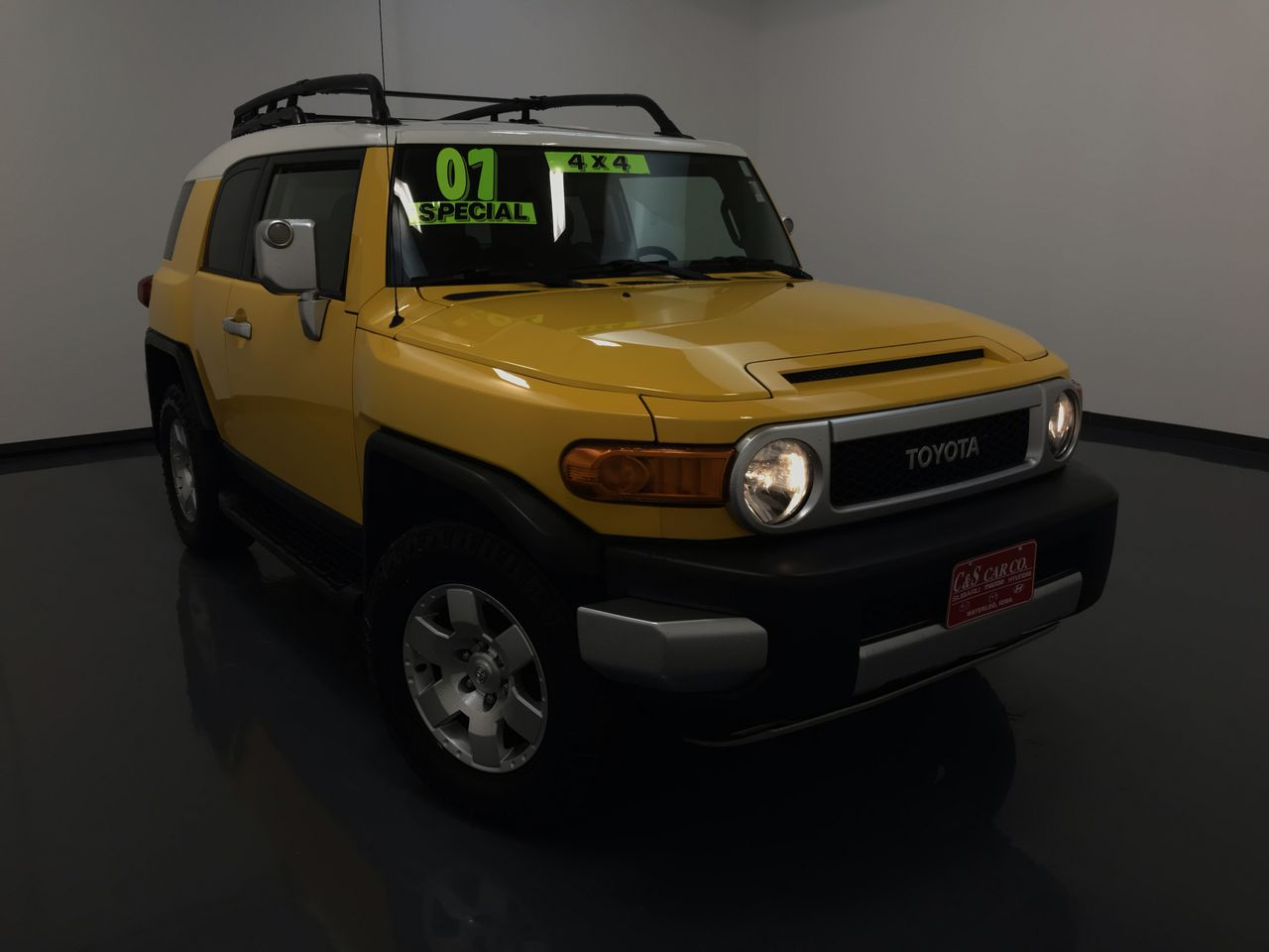2007 Toyota FJ Cruiser  - C & S Car Company