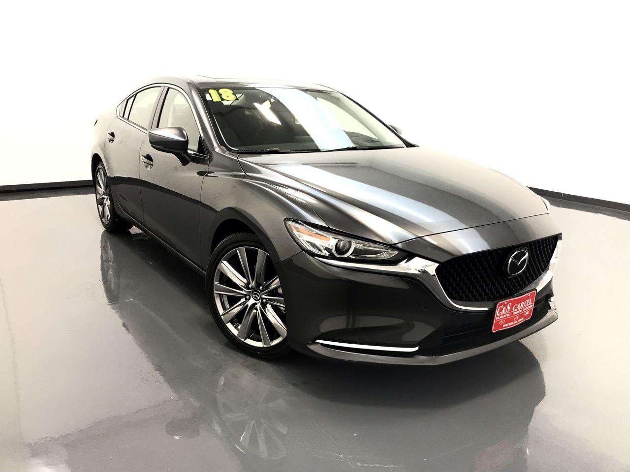 2018 Mazda Mazda6  - C & S Car Company
