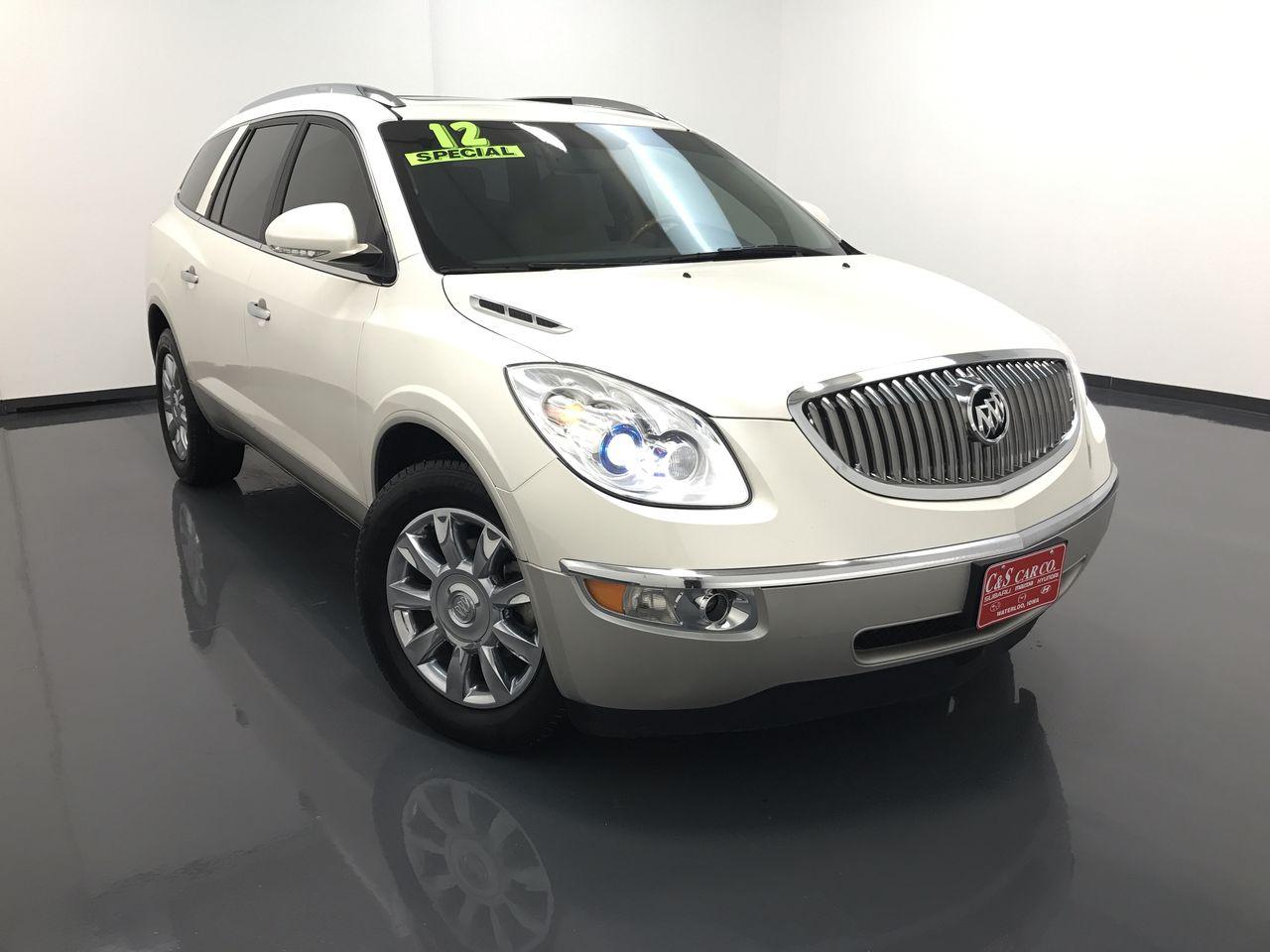 2012 Buick Enclave  - C & S Car Company