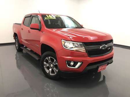2016 Chevrolet Colorado Crew Cab 4WD Z71 for Sale  - 15513  - C & S Car Company