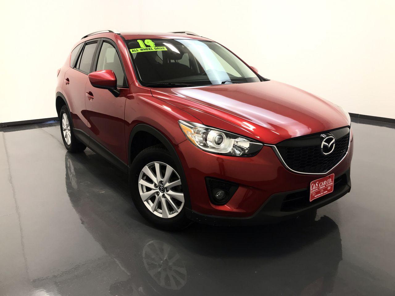 2014 Mazda CX-5  - C & S Car Company