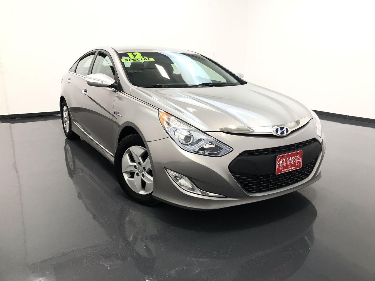 2012 Hyundai Sonata  - C & S Car Company