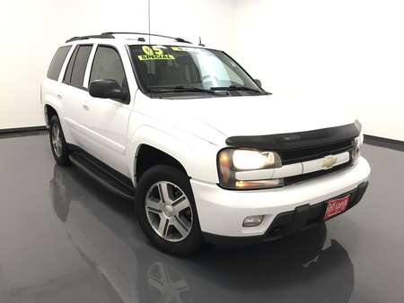 2005 Chevrolet TrailBlazer LT  4WD for Sale  - SB6808B  - C & S Car Company
