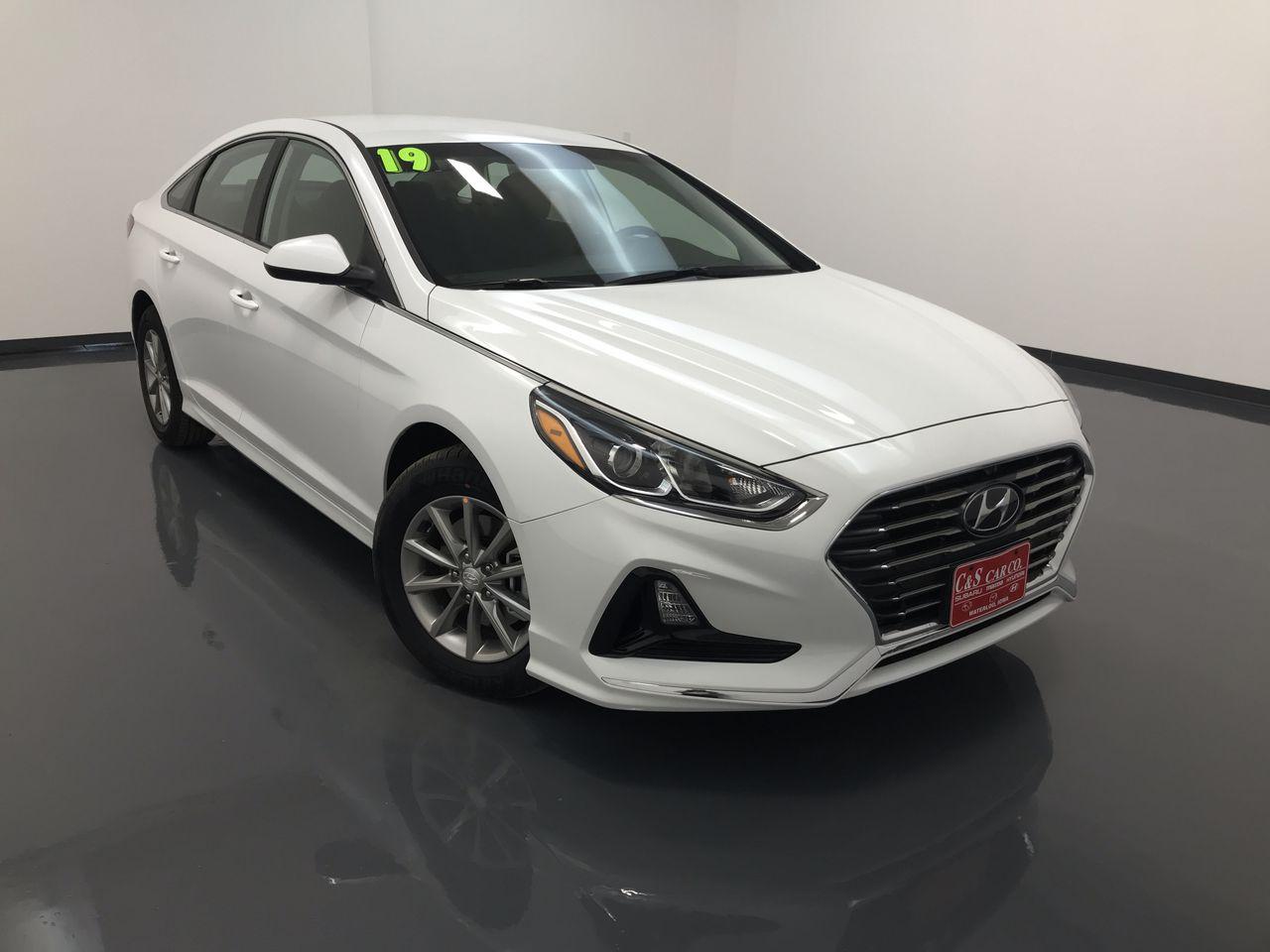 2019 Hyundai Sonata  - C & S Car Company