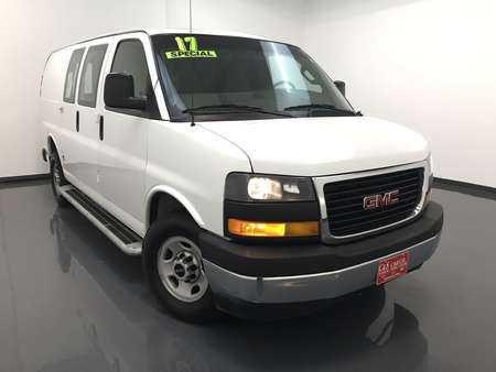 2017 GMC Savana Cargo Van G2500 for Sale  - 15531  - C & S Car Company