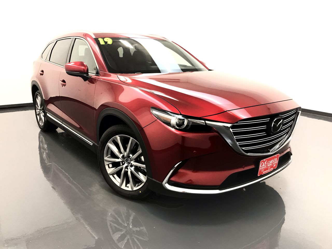 2019 Mazda CX-9  - C & S Car Company