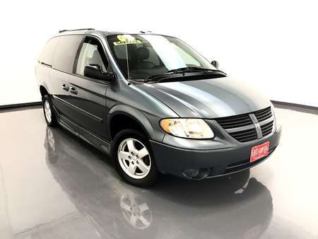 2007 Dodge Grand Caravan SXT w/RollXVan Handicap conversion for Sale  - SB7428B  - C & S Car Company