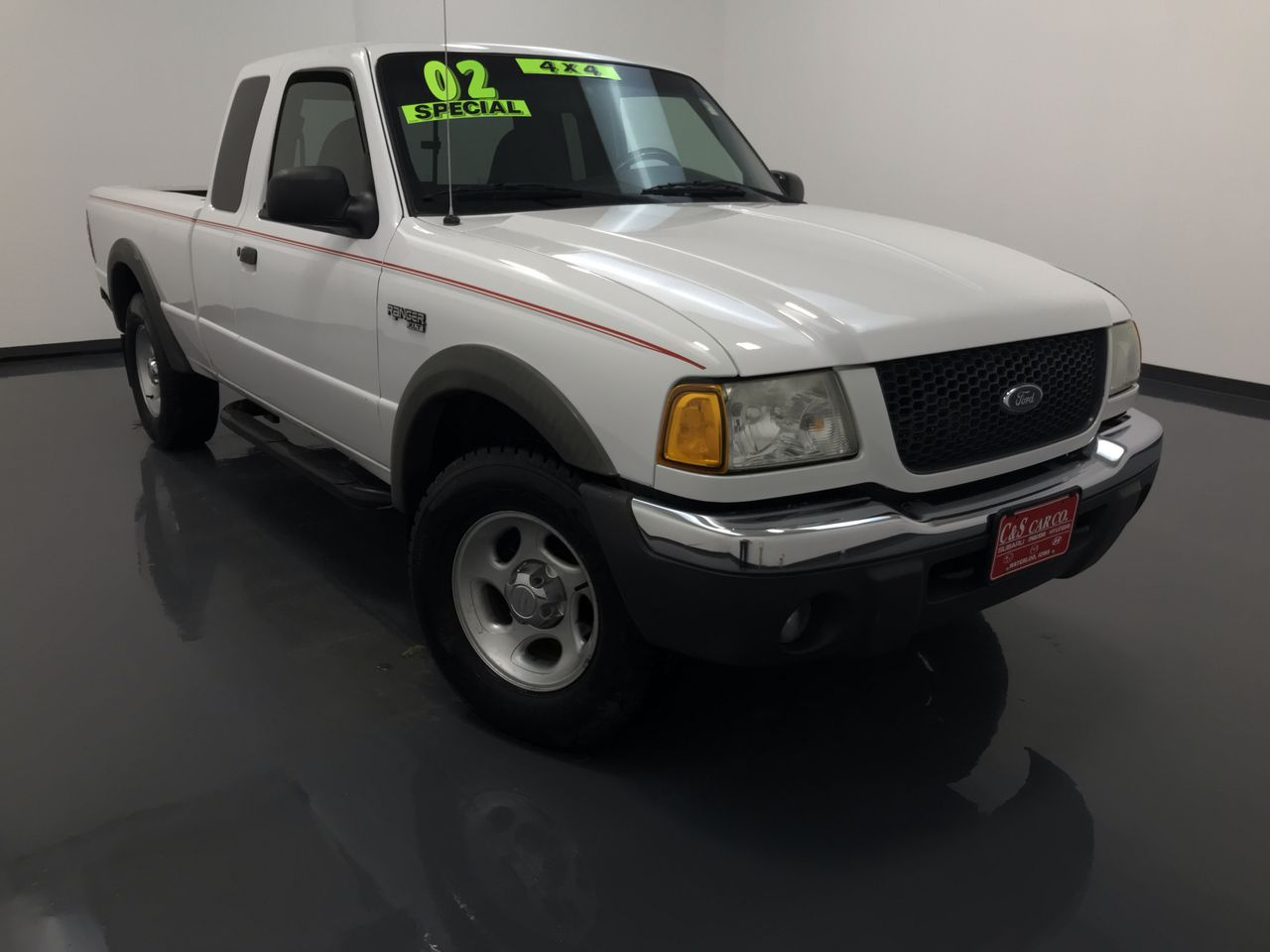 2002 Ford Ranger  - C & S Car Company