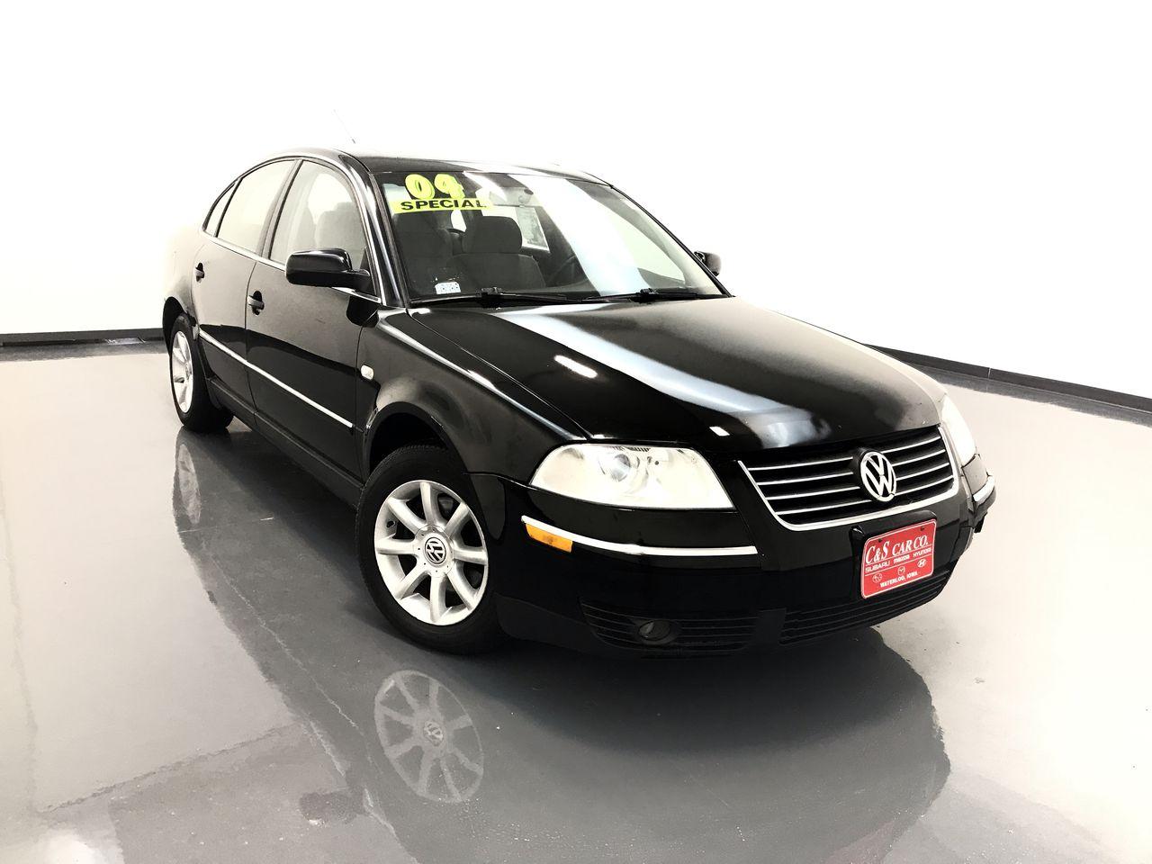 2004 Volkswagen Passat  - C & S Car Company